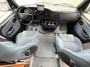 ダッジ ダッジ・バン B250 ロードトレック170 ポピュラー 発電機 正規輸入車