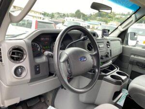 フォード E-150 XLT オートチェック付 実走行 3&1ナンバー登録 フルフラットシート